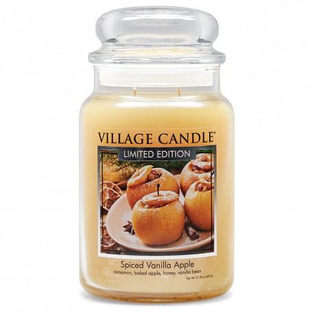 Spiced Vanilla Apple